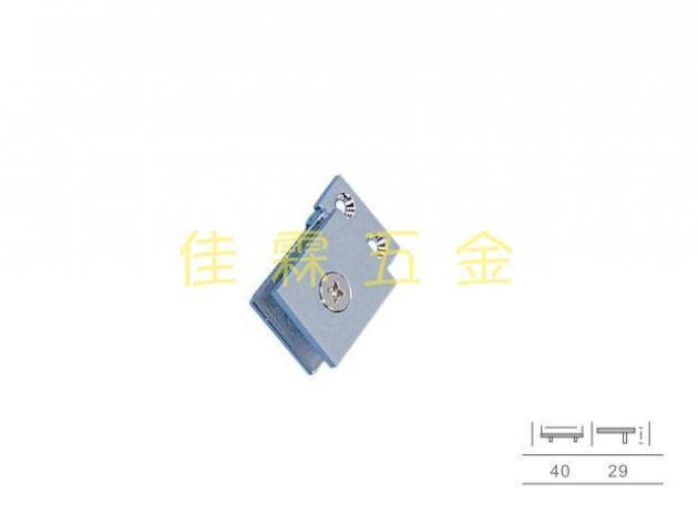 K090玻璃鉸鏈 1