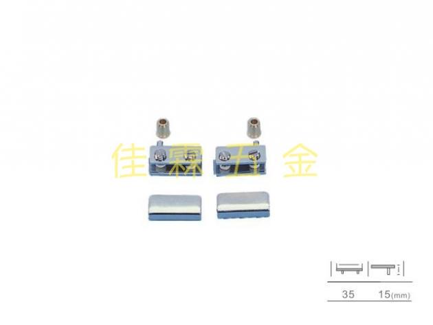 K070玻璃鉸鏈 1