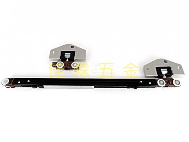 Murakosh SDU-20雙向後貼式緩衝吊輪 1