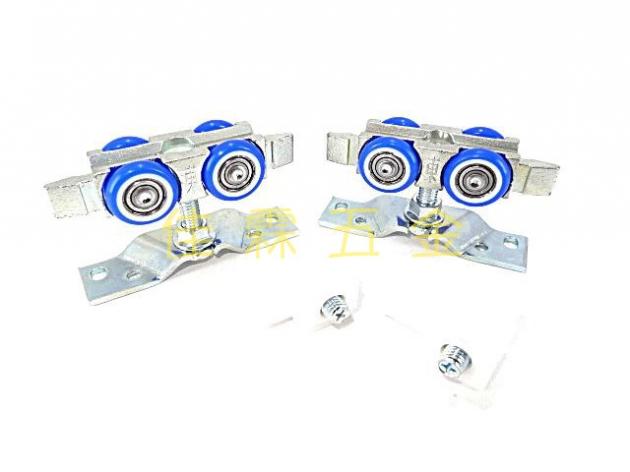 898重型靜音吊輪、805特級靜音吊輪 1