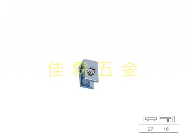 K072玻璃夾 1