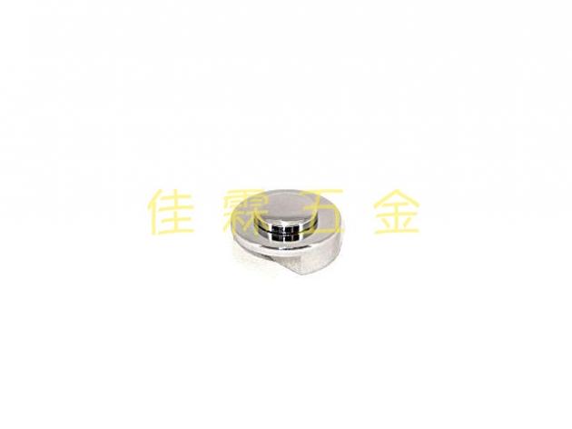 HC3059白鐵鏡面玻璃夾 1