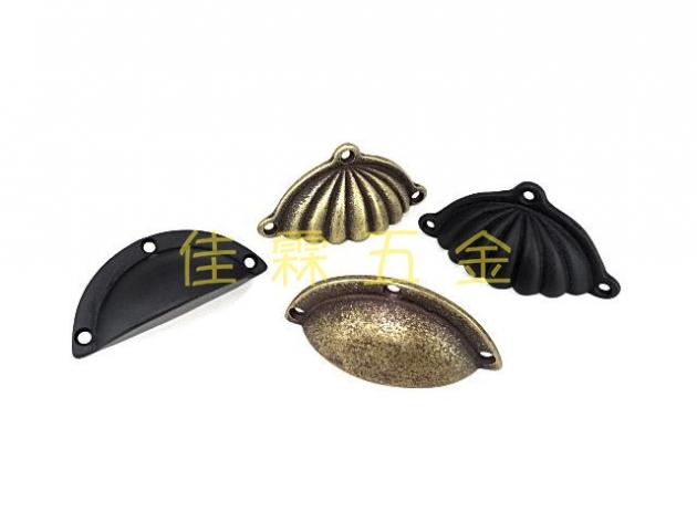 純銅SA82、SA81(貝) 1